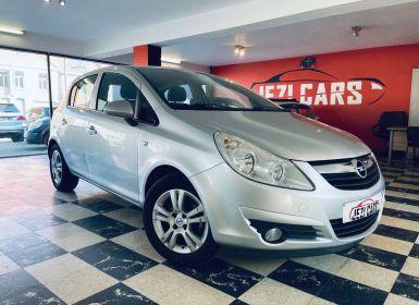Vente Opel Corsa 1.2i Enjoy Occasion