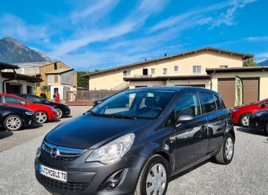 Opel Corsa 1.3 cdti 75 150ème anniversaire 11/2013 REGULATEUR SEMI CUIR BLUETOOTH