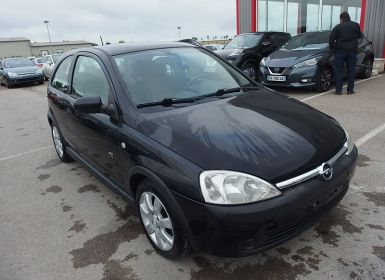 Voiture Opel Corsa 1.4 16V SPORT 3P Occasion
