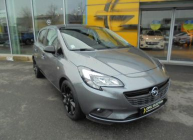 Acheter Opel Corsa 1.4 90ch Black Edition 5p Occasion