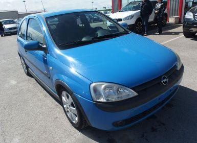 Acheter Opel Corsa 1.7 DTI75 ELEGANCE 3P Occasion
