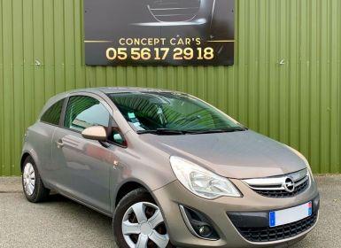 Vente Opel Corsa Design Edition 1.3 CDTI 75 ecoFLEX Design Edition 1.3 CDTI 75 ecoFLEX citadine,gris, 4 cv Occasion
