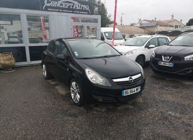 Achat Opel Corsa SPORT Occasion