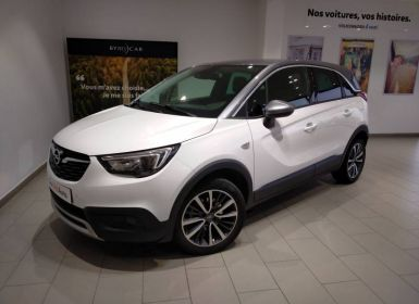 Achat Opel Crossland X 1.2 Turbo 110 ch ECOTEC Innovation Occasion