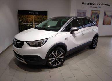 Vente Opel Crossland X 1.2 Turbo 110 ch ECOTEC Innovation Occasion