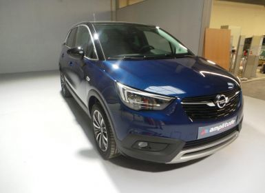 Vente Opel Crossland X 1.2 Turbo 110ch 2020 Euro 6d-T Neuf