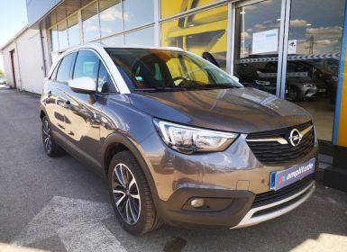 Vente Opel Crossland X 1.2 Turbo 110ch Design 120 ans BVA Euro 6d-T Occasion