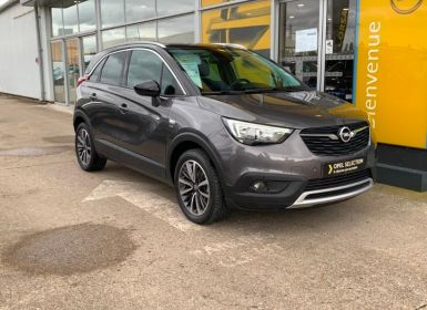 Achat Opel Crossland X 1.2 Turbo 110ch Design 120 ans BVA Euro 6d-T Occasion