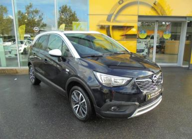 Acheter Opel Crossland X 1.2 Turbo 110ch Design 120 ans Euro 6d-T Occasion
