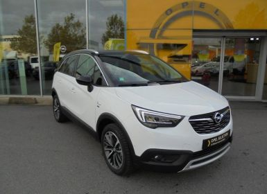 Voiture Opel Crossland X 1.2 Turbo 110ch Design 120 ans Euro 6d-T Occasion