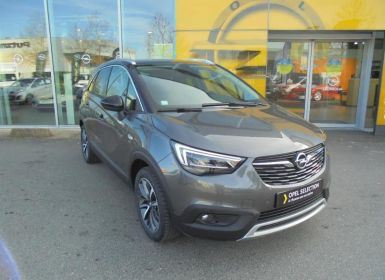Achat Opel Crossland X 1.2 Turbo 110ch Design 120 ans Euro 6d-T Occasion