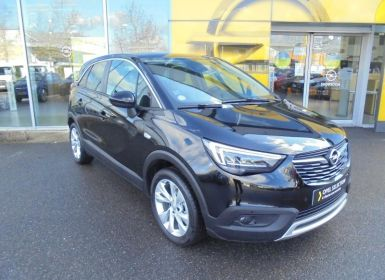 Achat Opel Crossland X 1.2 Turbo 110ch Elegance Business 6cv Occasion
