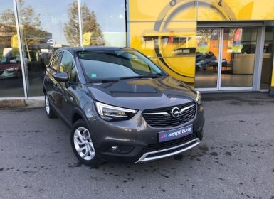 Voiture Opel Crossland X 1.2 Turbo 110ch Elegance Euro 6d-T Occasion