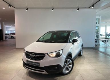 Vente Opel Crossland X 1.2 Turbo 110ch Innovation BVA Occasion