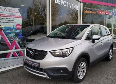 Achat Opel Crossland X 1.2 TURBO 110CH INNOVATION BVA Occasion