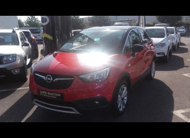 Vente Opel Crossland X 1.2 Turbo 110ch Innovation Euro 6d-T Occasion