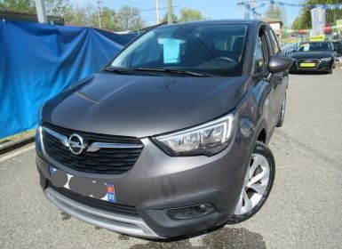 Achat Opel Crossland X 1.2 TURBO 110CH INNOVATION EURO 6D-T Occasion