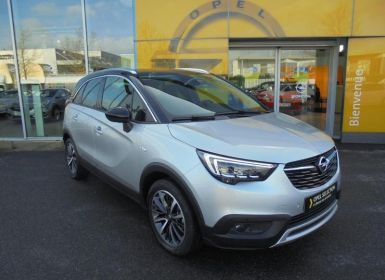Voiture Opel Crossland X 1.2 Turbo 110ch Ultimate BVA Occasion
