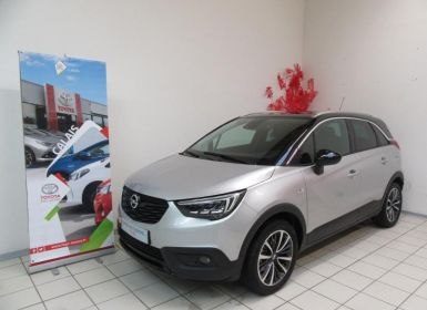 Opel Crossland X 1.2 Turbo 110ch Ultimate BVA Euro 6d-T Occasion