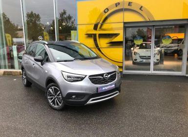 Vente Opel Crossland X 1.2 Turbo 130ch Design 120 ans BVA Euro 6d-T Occasion