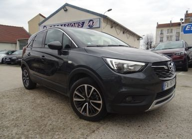 Voiture Opel Crossland X 1.2 TURBO 130CH INNOVATION Occasion