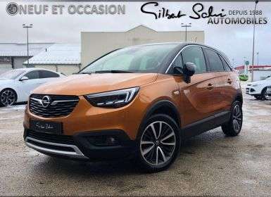 Achat Opel Crossland X 1.2 Turbo 130ch Innovation Occasion