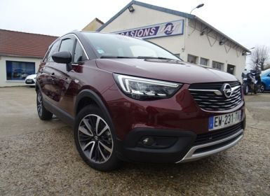 Vente Opel Crossland X 1.2 TURBO 130CH ULTIMATE EURO 6D-T Occasion