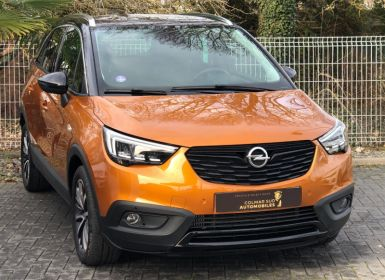 Achat Opel Crossland X 1.2 TURBO 130CH ULTIMATE EURO 6D-T Occasion