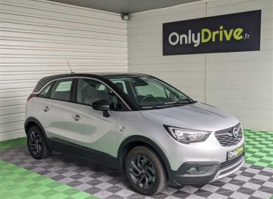 Vente Opel Crossland X 1.5 D 102 ch Design 120 ans Occasion