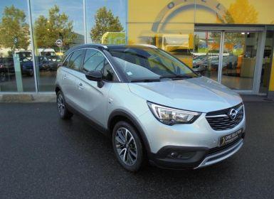 Vente Opel Crossland X 1.5 D 102ch Design 120 ans Euro 6d-T Occasion