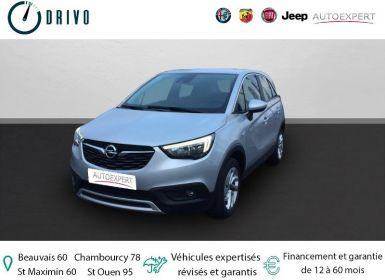 Achat Opel Crossland X 1.5 D 120ch Innovation BVA Euro 6d-T Occasion