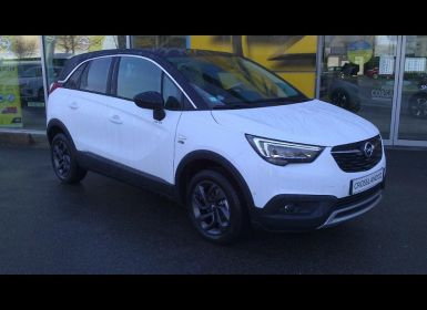 Achat Opel Crossland X 2020 1.2T 110ch (2020A) Occasion