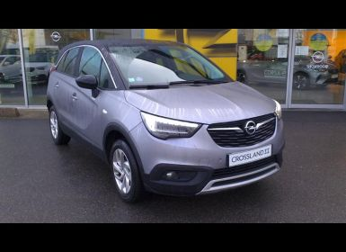 Achat Opel Crossland X BUSINESS 1.2 Turbo 110ch S/S BVM6 (2020A) Occasion