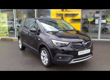 Vente Opel Crossland X BUSINESS 1.2 Turbo 110ch S/S BVM6 (2020A) Occasion