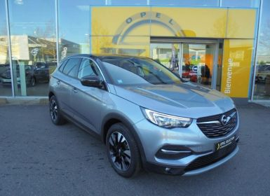 Voiture Opel Grandland X 1.2 Turbo 130ch Design Line Occasion
