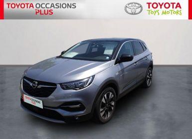 Vente Opel Grandland X 1.2 Turbo 130ch Design Line BVA Occasion
