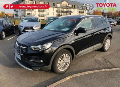 Vente Opel Grandland X 1.2 Turbo 130ch ECOTEC Innovation Occasion
