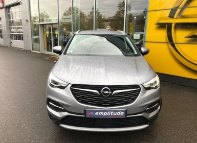 Voiture Opel Grandland X 1.2 Turbo 130ch Innovation Business Occasion