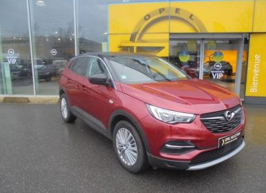 Voiture Opel Grandland X 1.2 Turbo 130ch Innovation BVA Occasion