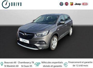 Opel Grandland X 1.2 Turbo 130ch Innovation BVA