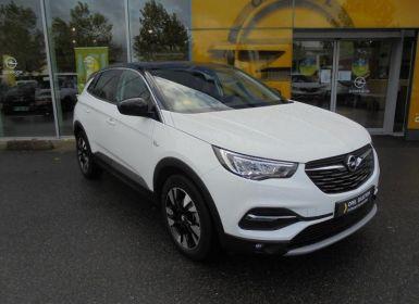 Vente Opel Grandland X 1.5 D 130ch Design Line Occasion