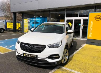 Voiture Opel Grandland X 1.6 D 120ch ECOTEC Edition Occasion