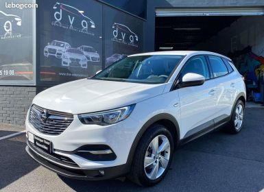 Vente Opel Grandland X 1.6 D 120ch Edition / 29 400 KMs Occasion
