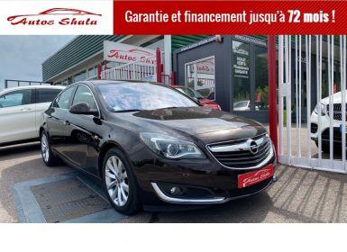 Vente Opel INSIGNIA 1.6 CDTI 136CH COSMO PACK ECOFLEX START&STOP 5P Occasion