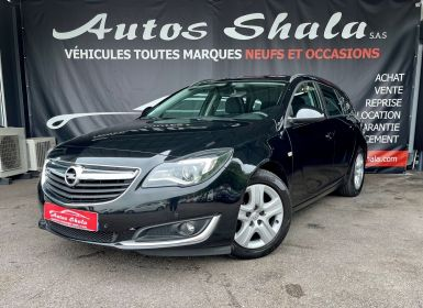 Vente Opel INSIGNIA 1.6 D 136CH BUSINESS EDITION PACK Occasion