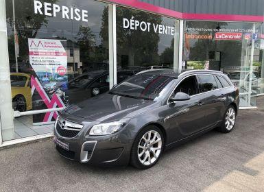 Vente Opel INSIGNIA 2.8 V6 TURBO OPC 4X4 BA Occasion