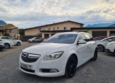 Vente Opel INSIGNIA st 2.0 cdti biturbo 195 4x4 opc line 02/2012 GPS CUIR TOE XENON REGULATEUR Occasion