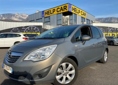 Vente Opel MERIVA 1.4 TURBO TWINPORT 120CH CONNECT PACK Occasion