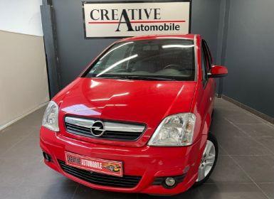 Vente Opel Meriva BVA 1.6 ESS 105 CV 1ER MAIN Cosmo Easytronic Occasion