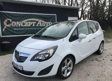 Vente Opel MERIVA COSMO PACK Occasion